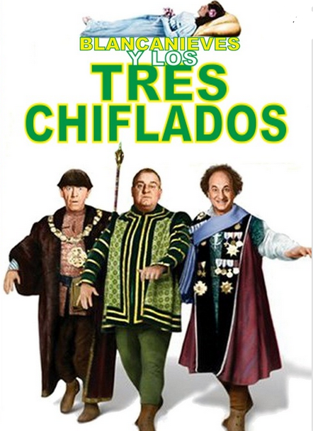 Blanca Nieves Y Los Tres Chiflados (1961) Snow White And The