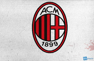 AC Milan Logo Design HD Wallpaper