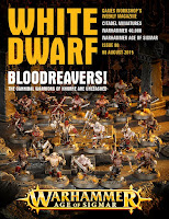 White Dwarf Weekly número 80 de julio
