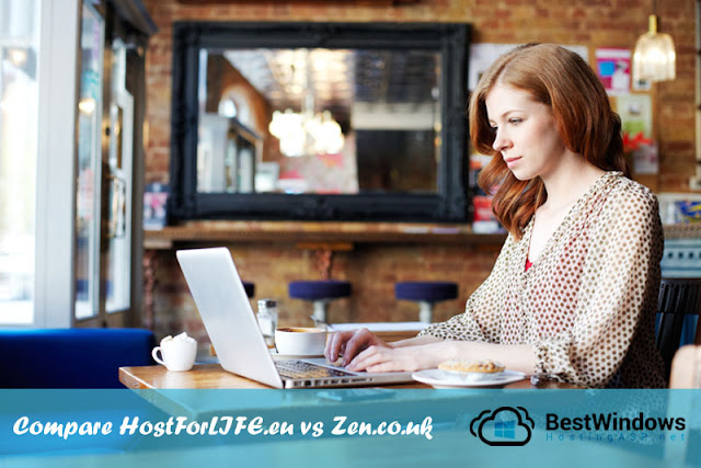Compare HostForLIFE.eu vs Zen.co.uk – Who is The Best for Windows Hosting in UK?