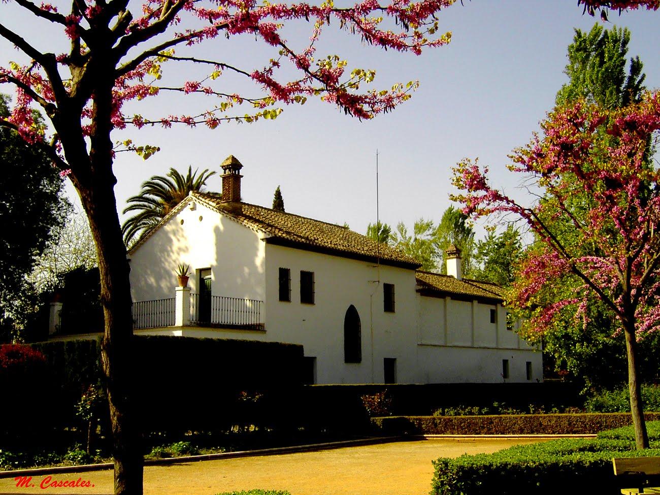 La Ruta Lorquiana En Granada Huerta De San Vicente Muebles  # Muebles Raspeig San Vicente