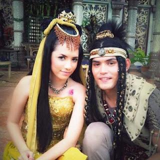 ... tokoh dalam sinetron Brama Kumbara versi 2013 yang tayang di Indosiar