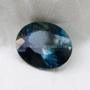 Batu Permata London Blue Topaz - SP917