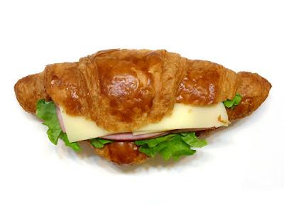 クロワッサン・ミックス(Sandwich croissant mixte) | PAUL(ポール)