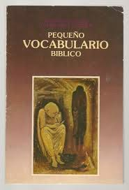 Vocabulario Biblico