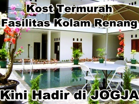 kost exclusive murah jogja 2014
