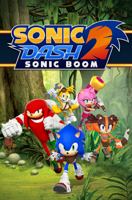 Download Sonic Dash 2: Sonic Boom v1.3.2 Apk Android