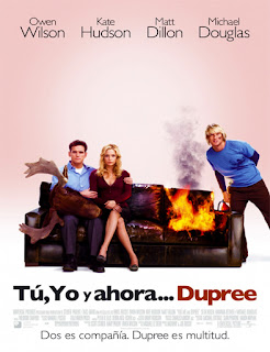 You, Me and Dupree (Tres son multitud) (2006) [Latino]