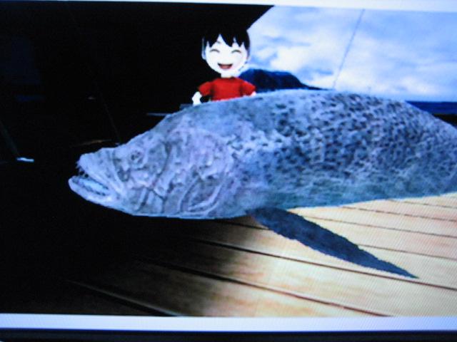 Fishing Resort Wii Unbelieveable Fish