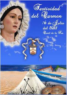 Conil - Cartel Virgen del Carmen 2011Conil - Cartel Virgen del Carmen 2011