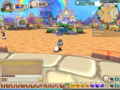 FairyLand 2 Online - Jean's Village