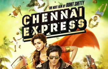 Kashmir Main Tu Kanyakumari Lyrics from Chennai Express Full Song Lyrics Of Kashmir Main Tu Kanyakumari
