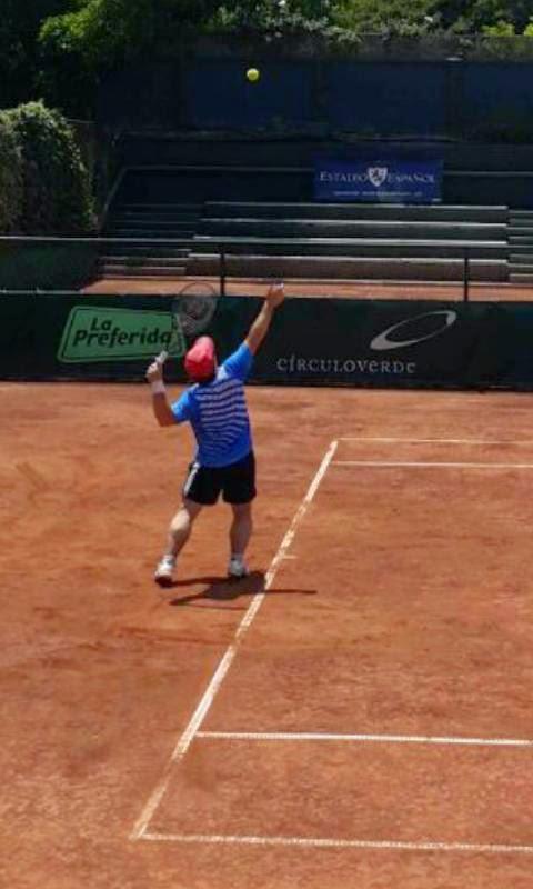 ITF SENIORS G1 COPA TRULLENQUE CHILE