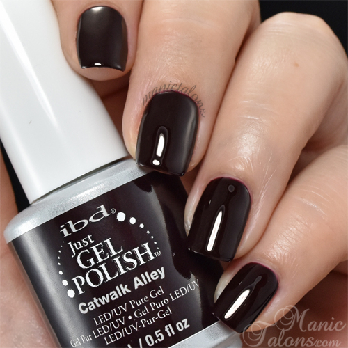 IBD Just Gel Catwalk Alley Swatch