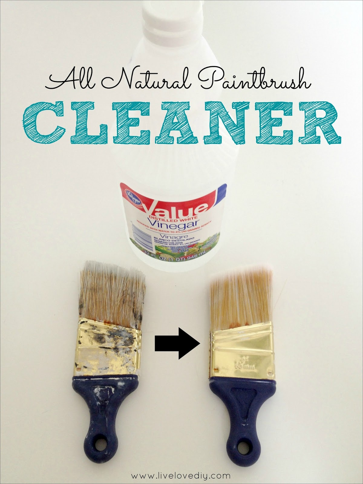 How to clean paintbrushes - 10 Paint Secrets Tips Tricks You Never Knew About Paint