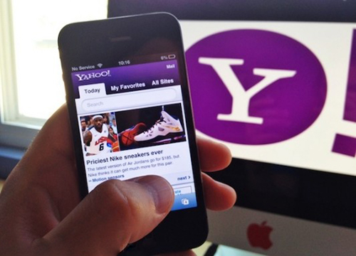 Apple & Yahoo ?