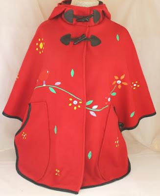 2016 - Textil Poncho 12
