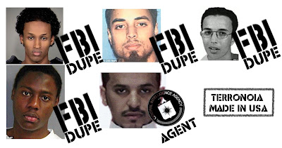 Latest Al Qaeda Boogeyman is CIA Agent TerronoiaUSA