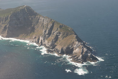 Come to this edge - Cape Point, South Africa