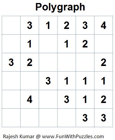 Polygraph (Mini Puzzles Series #5)