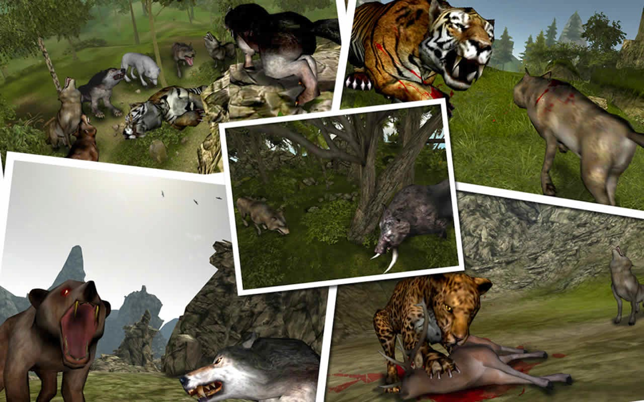 Life Of Wolf 2014 v1.3 Android Full Apk İndir