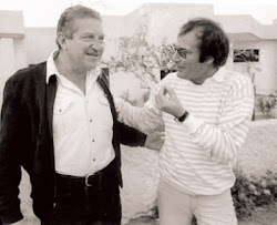 Business as Usual: Milchan with Israeli Defense Minister Ezer Weizman, 1978