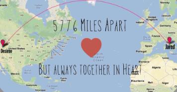 5776 Miles