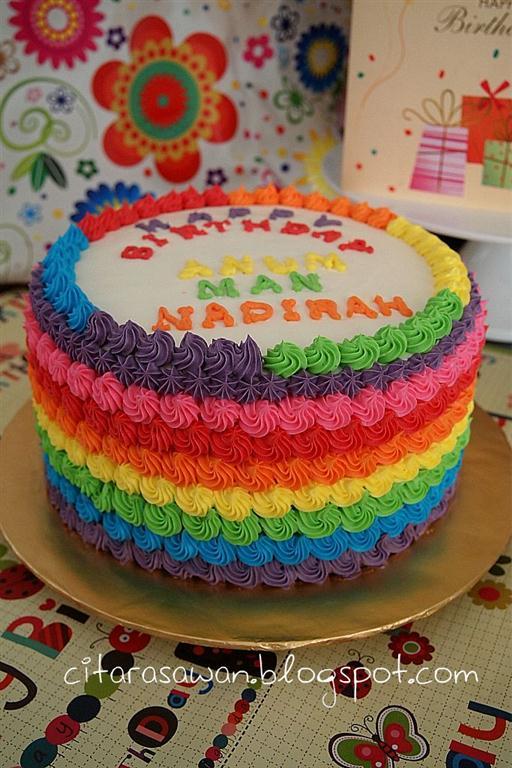 resepi kek ambon