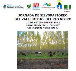 Patagonia Valles Irrigados Forestal: JORNADAS DE