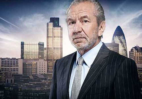 Lord Sugar Tom Goddard Amscreen OOH DigiCom