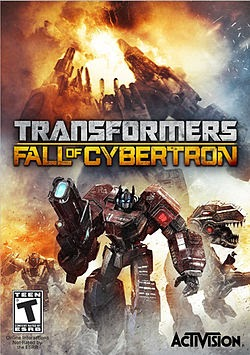 Transformers Fall of Cybertron 2012 FULL [Free]