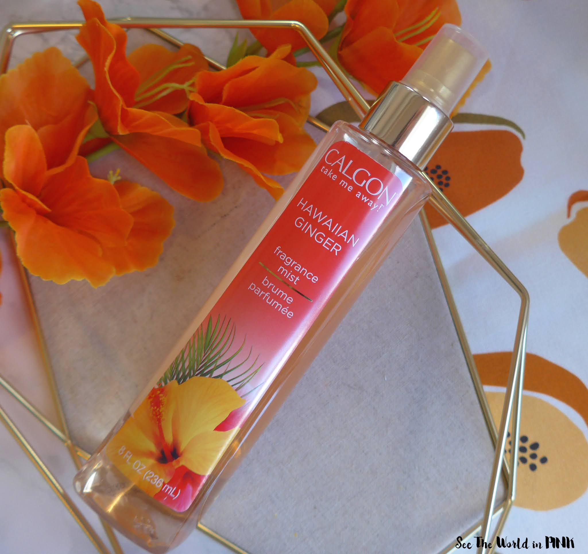 卡尔贡 Hawaiian Ginger Body Mist