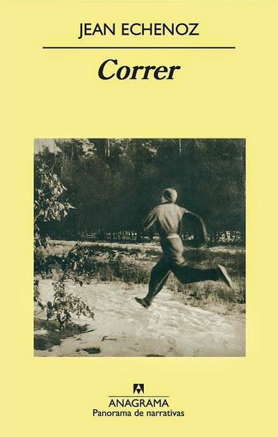 Correr Jean Echenoz