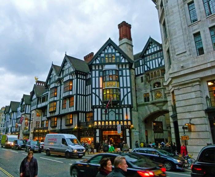 Liberty's of London, Great Marlborough Street