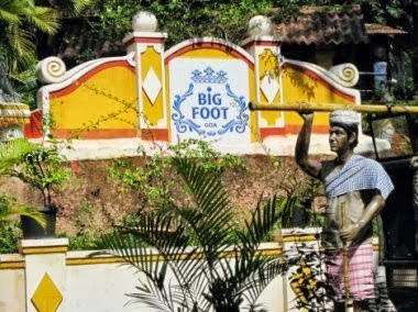 Ancestral Goa Big Foot Loutolim Goa