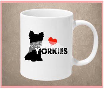 Love Yorkie Mug