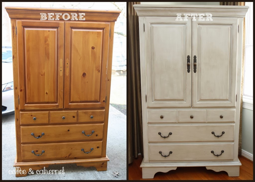 Kmw interiors for Painting pine bedroom furniture white