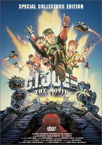 G.I.JOE – The Movie.