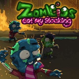 Jugar a Zombies Eat My Stocking