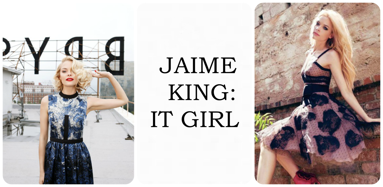 Jaime King: It Girl