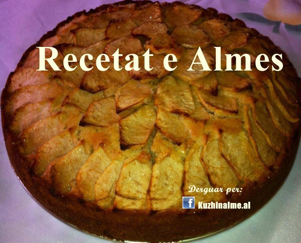 Torte me molla. (Receta nga Alma Dudi Palokaj)