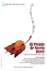 III Premio de Novela Breve 2011