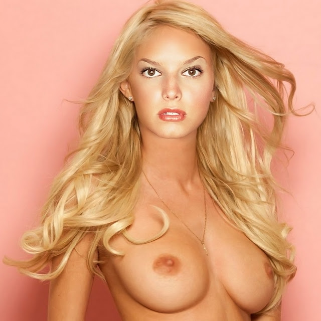 Jessica Simpson Nude Topless Naked Boobs