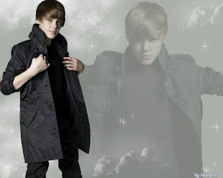 Justin Bieber hot wallpaper