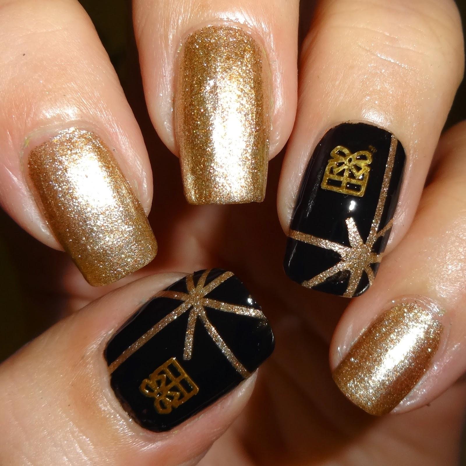 Wendys delights charlies nail art present nail decals charlies nail art present nail decals prinsesfo Choice Image