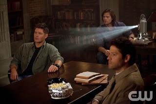 Supernatural S08E22. Clip Show