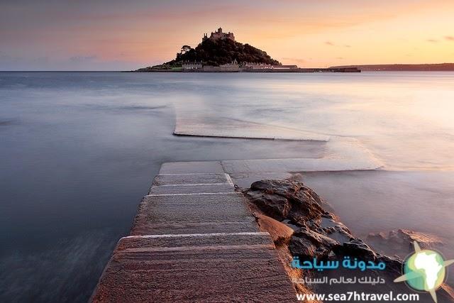 أجمل الجزر في بريطانيا