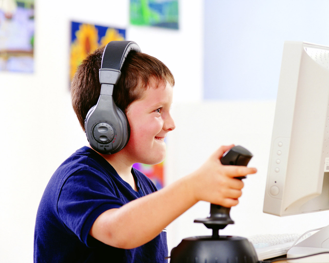 Child and computer games: how to get rid of addiction 73