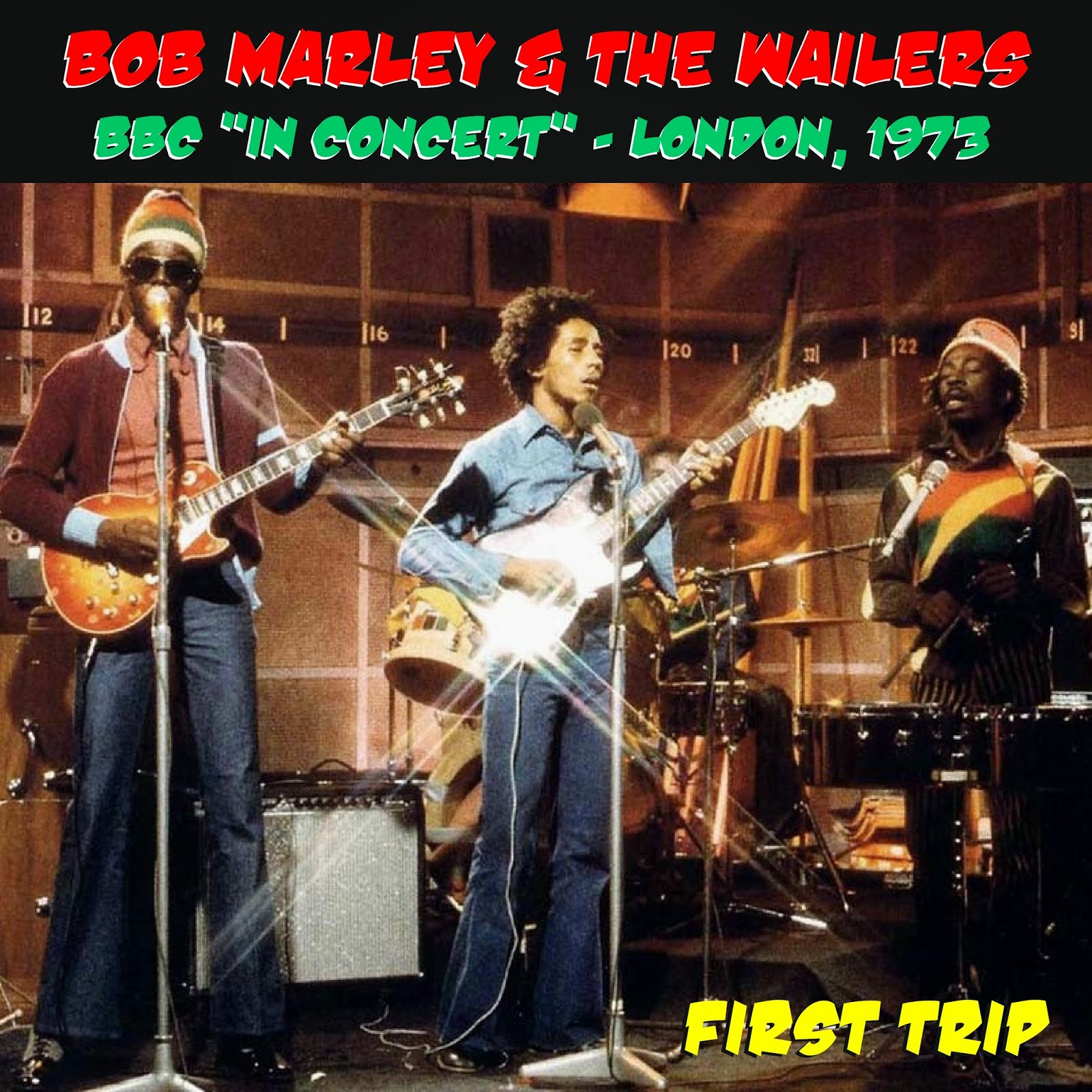 Bob Marley The Wailers I Shot The Sheriff