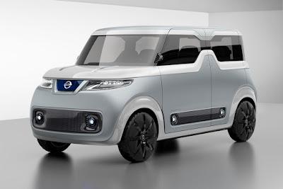 H Nissan στο Σαλόνι Αυτοκινήτου του Τόκιο
